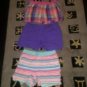 Girls size 16 The Children's Place shorts EUC